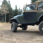 off road jeep custom suspension