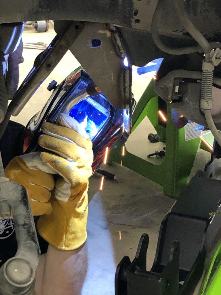custom fabrication shop